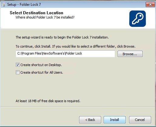 Автоматический запуск программы при завершении установки