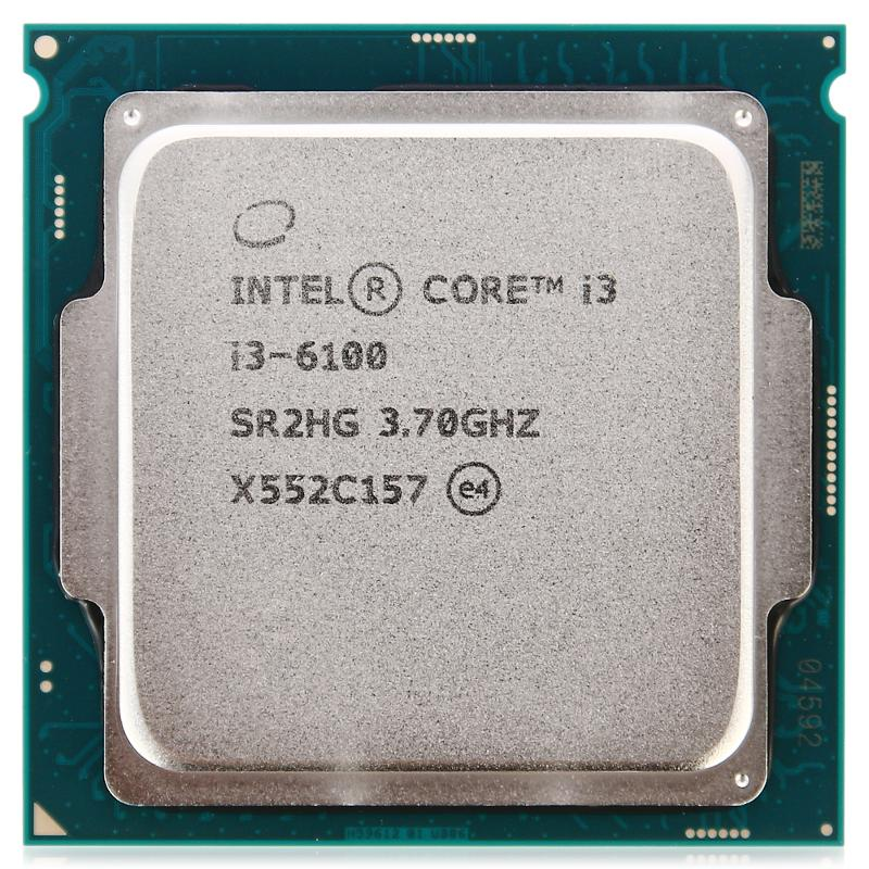 Чип Intel Core i3