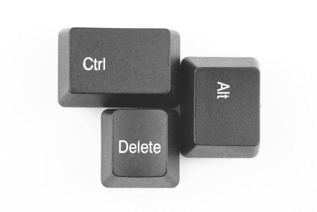 Использование горячих клавиш для открытия диспетчера задач