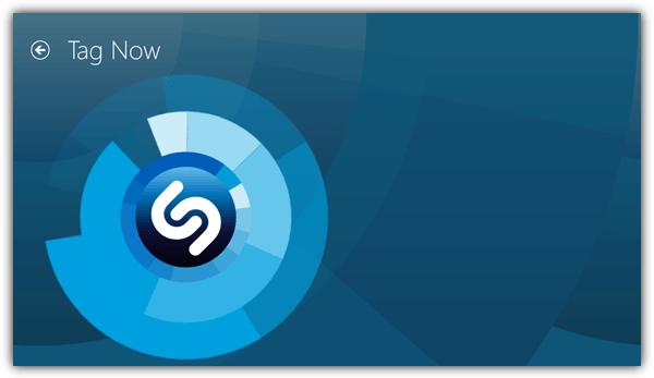 Shazam - приложение для поиска песен