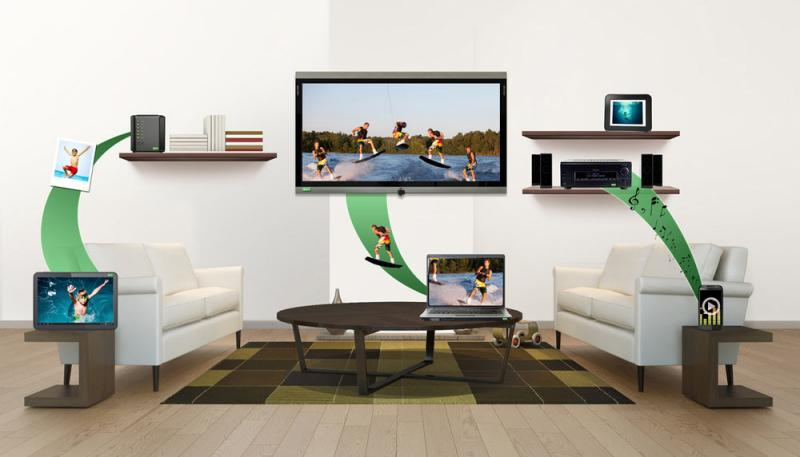 DLNA is one of the powerful standards for screen mirroring
