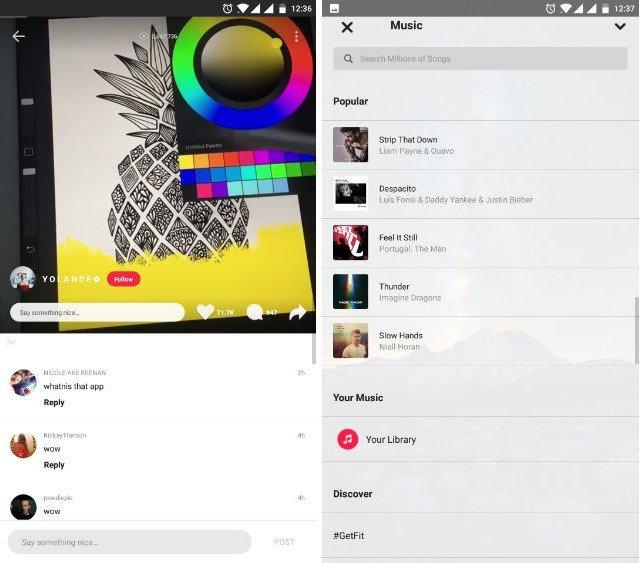 Flipgram создан для редактирования коротких видеороликов для Instagram