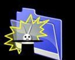 Гаджет «Magic Folder»