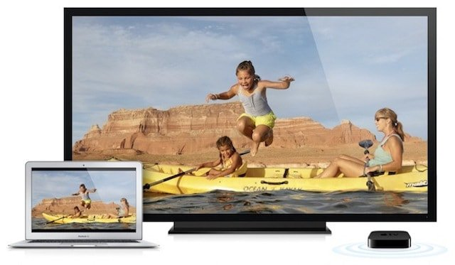 How to transfer video from computer to TV