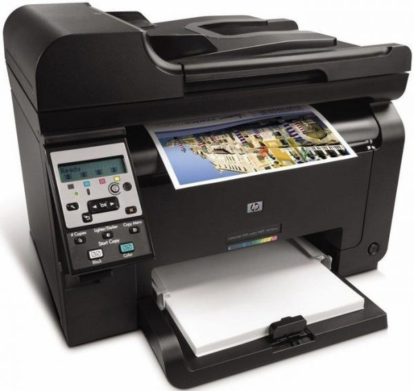 МФУ «три в одном» принтер, сканер и копир