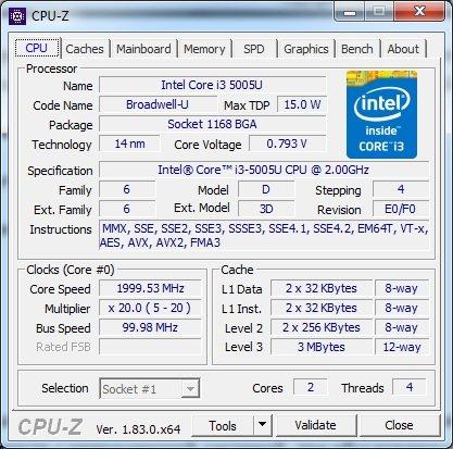 Находим и устанавливаем программу CPU-z