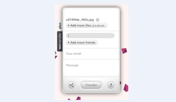 Нажимаем на кнопку «Add more files»