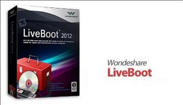 Программа Wondershare Liveboot
