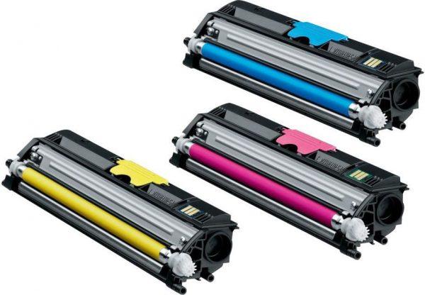 У лазерных принтеров высокая стоимость картриджей