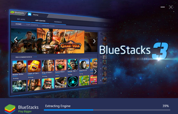 Установка WhatsApp с помощью Bluestacks