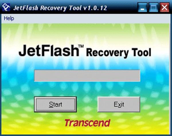 Утилита JetFlash Recovery для восстановления файлов из флешки