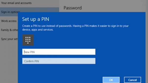 Вводим PIN-код и нажимаем «ОК»