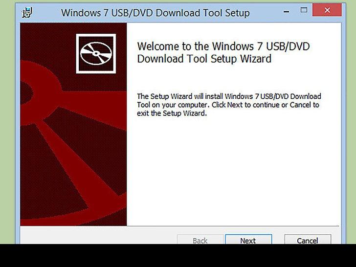 Загружаем Windows 7 USB/DVD Download Tool