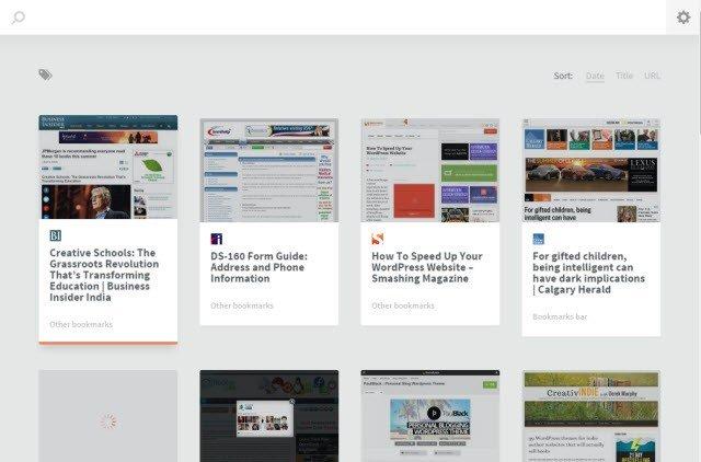 Закладки Dewey - это расширение для Google Chrome, которое поможет вам лучше организовывать и управлять закладками
