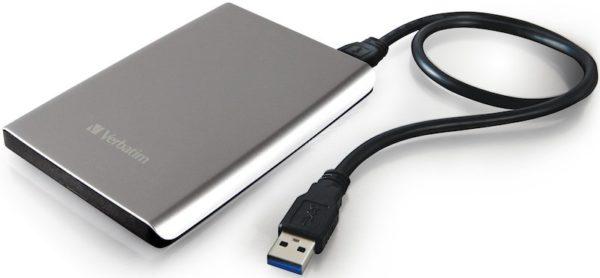 Для внешних жестких дисков требуется безопасное извлечение
