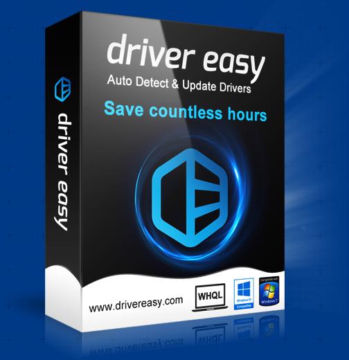Driver Easy для определения обновления драйверов