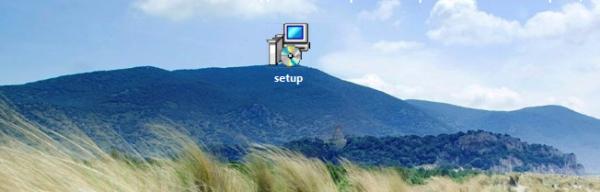 Двойным кликом левой кнопки мыши открываем установочный файл