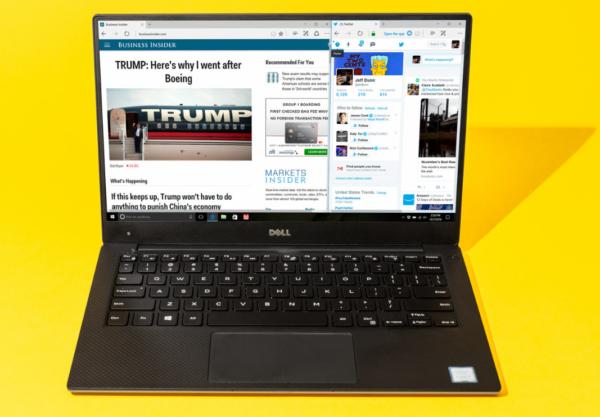 Качественное устройство Dell XPS 13