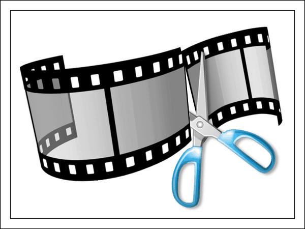 Как разрезать видео на части