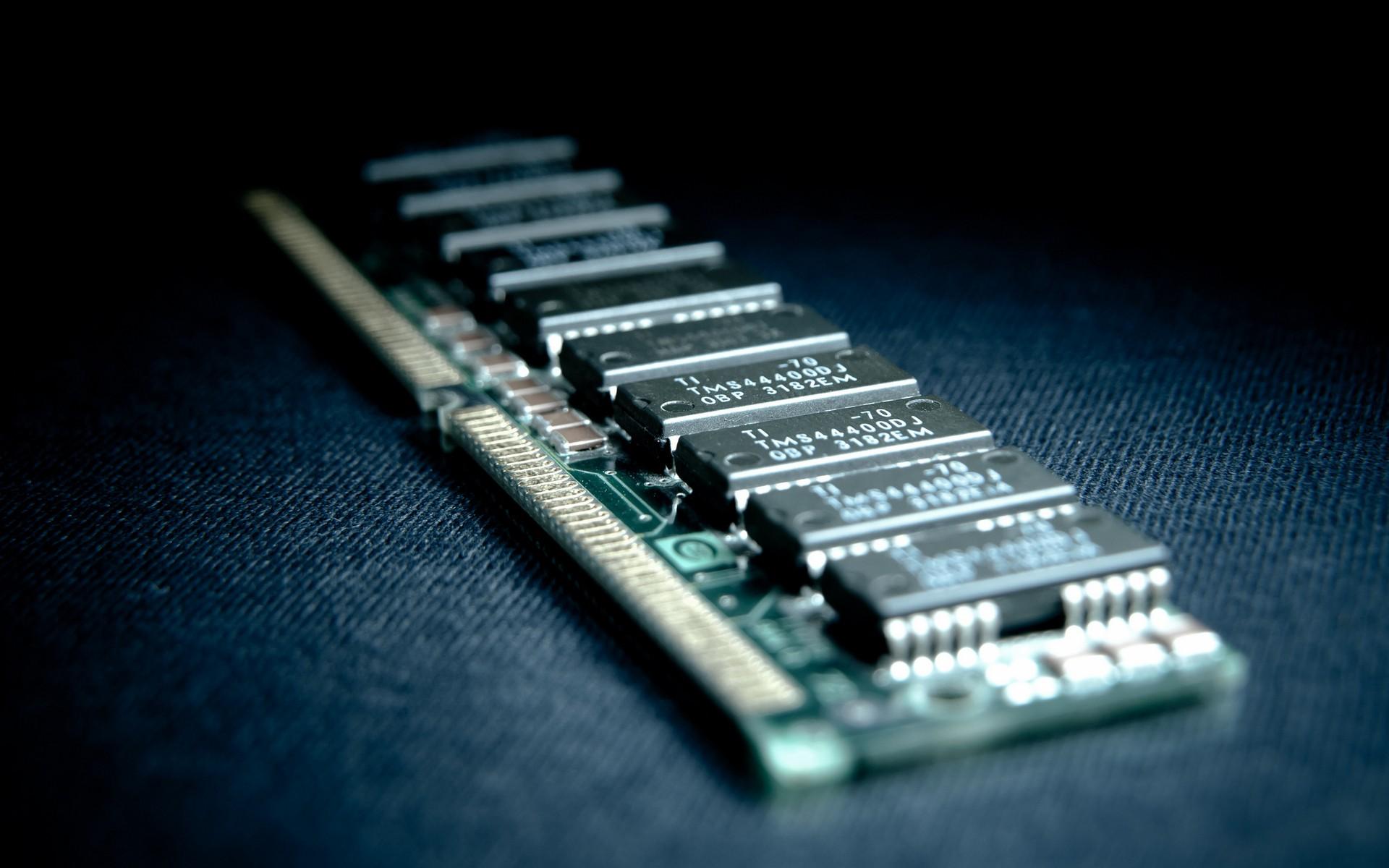 Медленная работа компьютера - признак проблем с оперативной памятью