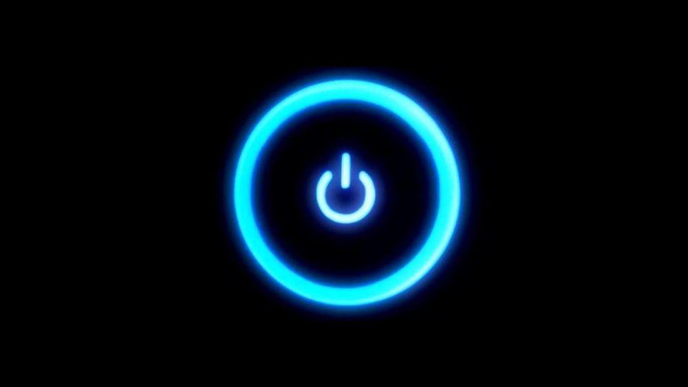 Нажатие кнопки питания резко отключает компьютер и он не успевает правильным образом закрыть все программы