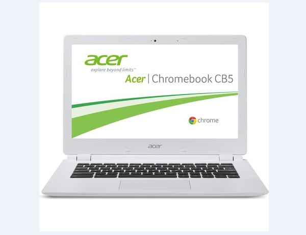 Ноутбук с сенсорным экраном Acer Chromebook 13