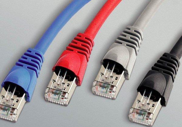 Обжим кабеля зависит от того, какое устройство мы будем подключать