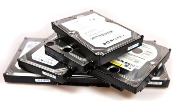 Определяем, какой диск нуждается в ремонте