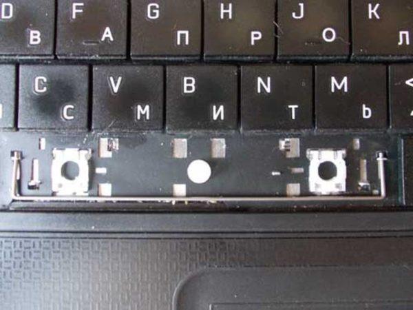 Перед ремонтом нужно оценить степень неработоспособности кнопок
