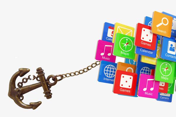 Приложения замедляют работу устройства Mac