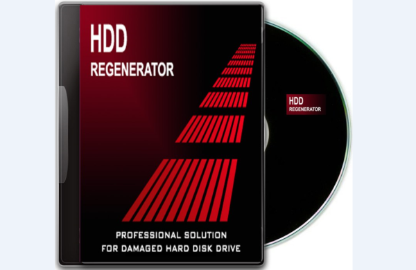Программа HDD Regenerator