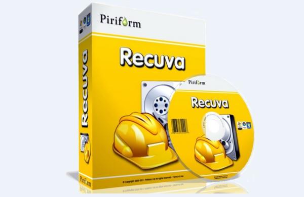 Программа Recuva