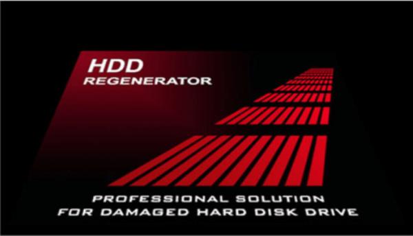 Программа для диагностики диска HDD Regenerator