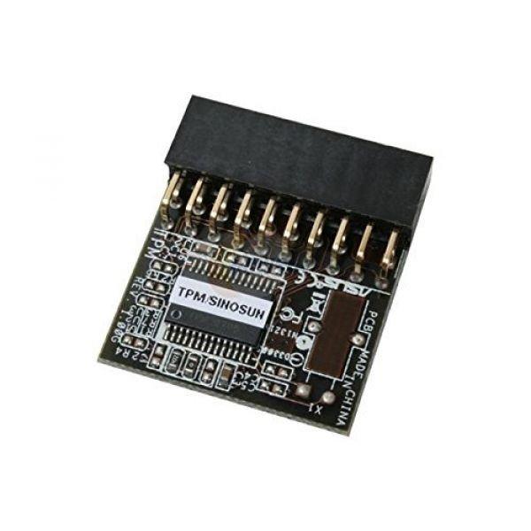 Для использования BitLocker компьютер должен иметь модуль Trusted Platform Module