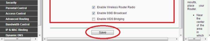Нажимаем кнопку «Save» или «Сохранить»