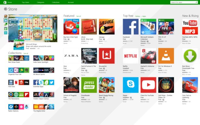 При покупке приложения для Windows 10 в Windows store оно автоматически будет портировано для других наших девайсов
