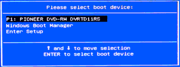 Загрузка Legacy и UEFI, Secure Boot