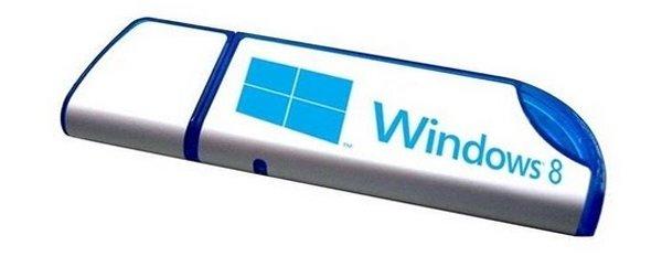Загрузка Windows 8 (8.1) с флешки