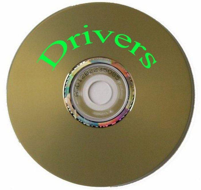 Для установки драйверов используем диски, которые идут в комплекте с комплектующими устройствами компьютера