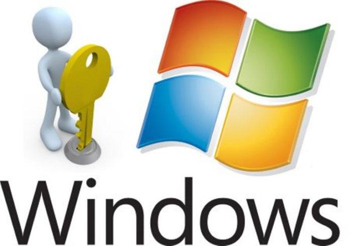 Как поставить пароль при входе в систему Windows