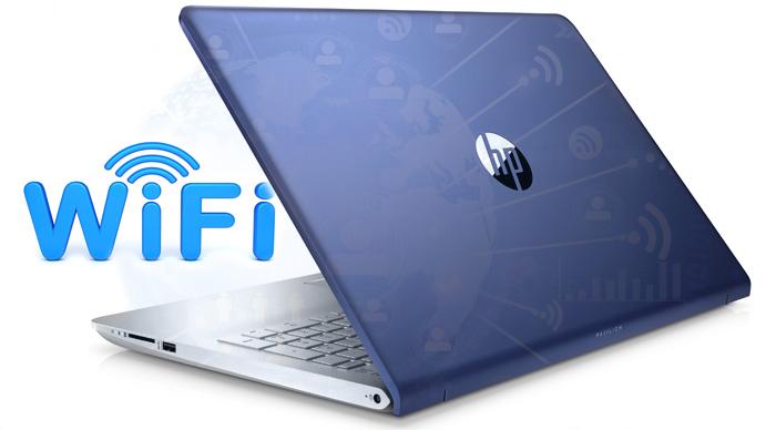 Как включить вай фай на ноутбуке hp и установить драйвера на Wi-Fi