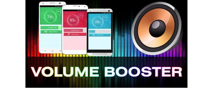 Приложение для телефона Volume Booster Plus