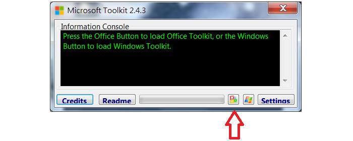 Программа Microsoft Toolkit активирует все продукты Microsoft