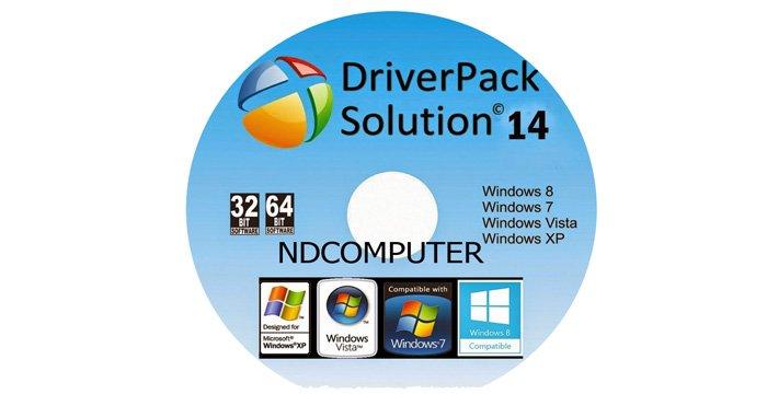 Программа с драйверами Driver Pack Solushion