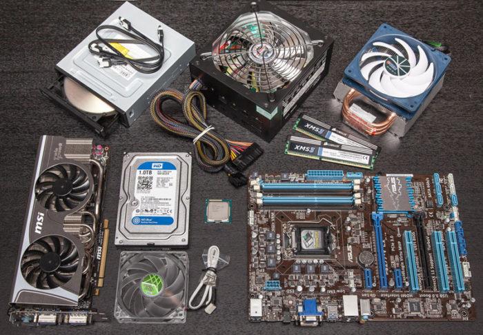 Сборка компьютера с совместимыми комплектующими