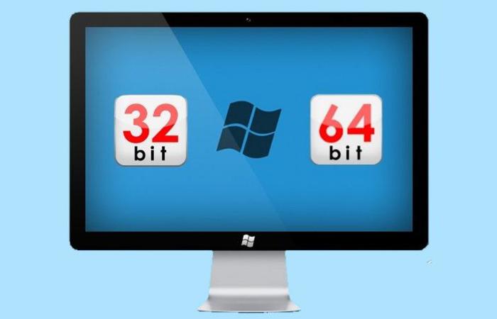 Совместимость 32-х и 64-разрядных операционных систем с 32-х и 64-битными процессорами