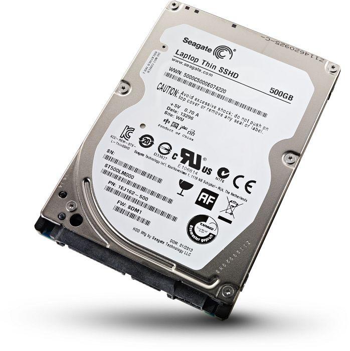 Бюджетный вариант HDD объемом от 500 до 1000 Гб