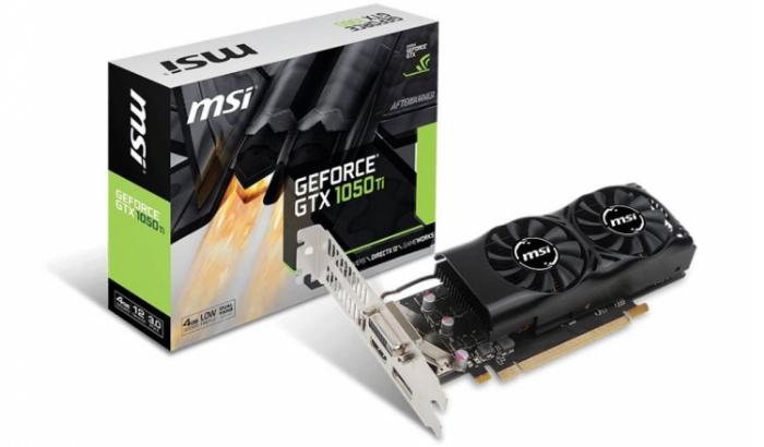 Бюджетный вариант Nvidia 1050
