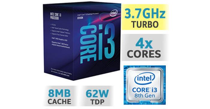 Бюджетный вариант с процессором core i3