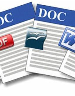 Как открыть файл doc